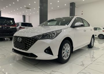Hyundai Accent 2021 đầu Xe