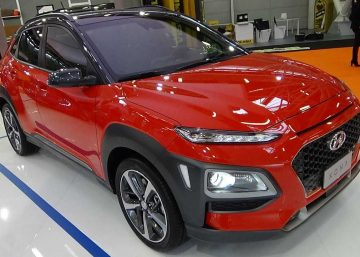 Hyundai Kona 1.6 Turbo giá 725 triệu tại Hyundai Phạm Văn Đồng