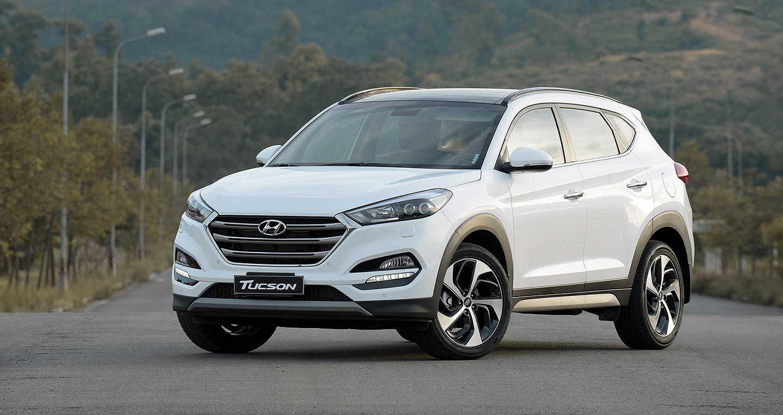 Hyundai Tucson 2.0 AT 2WD phiên bản đặc biệt 1