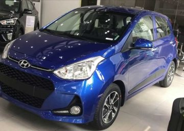 Hyundai Grand i10 hatback 1.2AT