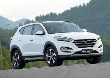 Hyundai Tucson 2.0 D Bản máy dầu đặc biệt