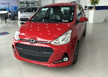 Hyundai Grand i10 1.2 MT (base)