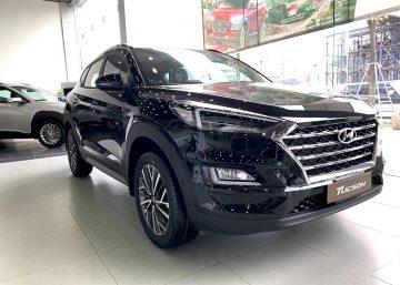 Hyundai Tucson 2020 Phien Ban Dac Biet All
